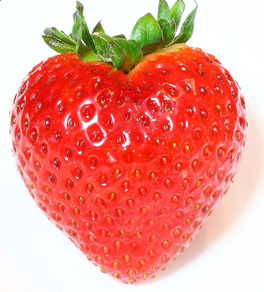strawberry heart   Mus...